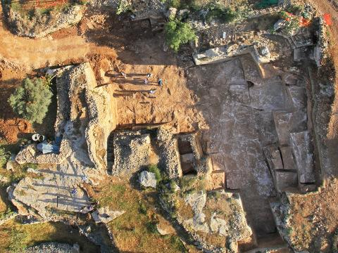 Jerusalem's Ancient 'City of Quarries' Reveals City-Building Rocks