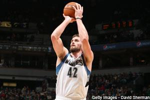 Dose: Kevin Love Goes Down