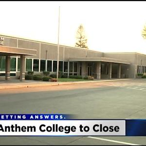 As Anthem College Closes Its Doors, Another College Steps Up For Students