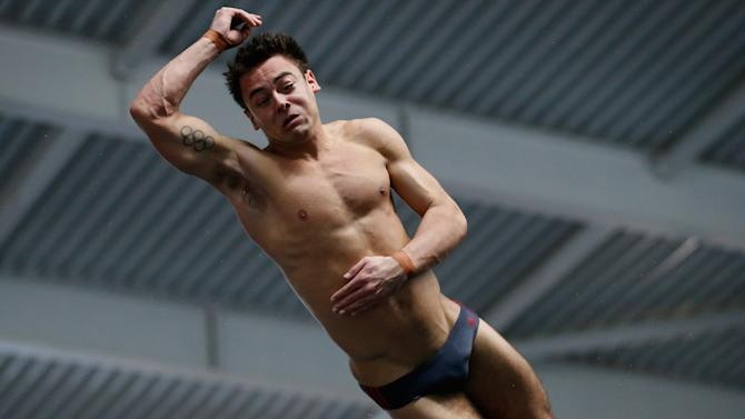 British Gas Diving Championship 2013 - Day Two