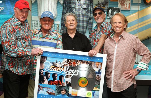 Brian Wilson Holds Out Hope for New Beach Boys Music