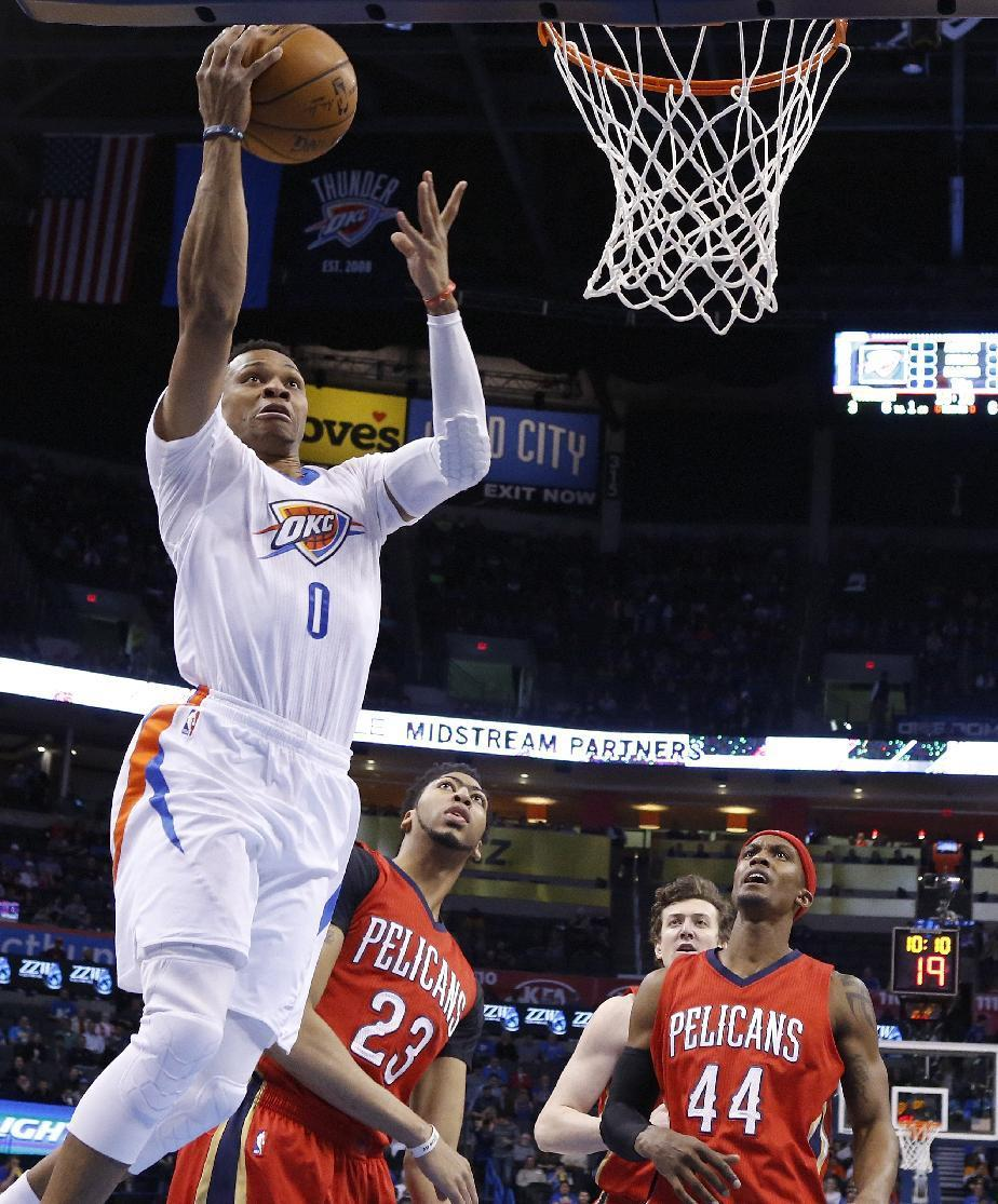 Thunder beat Pelicans; teams mourn Ingrid Williams' death