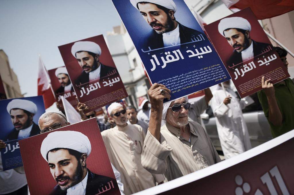 HRW urges West to act over jailed Bahrain opponents