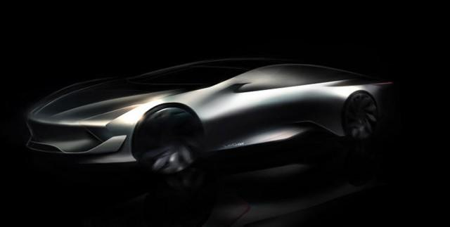 Chinese Firm With Links To Lotus, Aston Martin Plans Electric Supercar