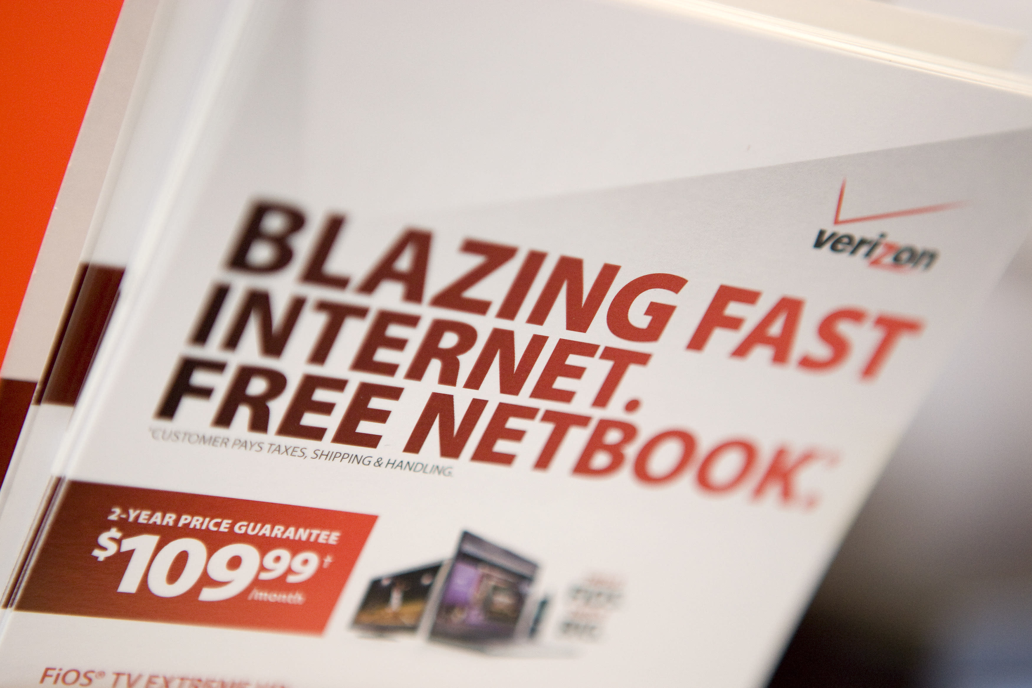 Verizon May Use 5G Wireless for Nationwide Home Broadband