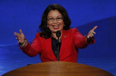 Illinois Democrat Duckworth to run for U.S. Senate in 2016