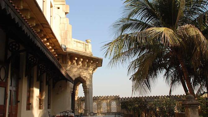 Travel Darbargadh Palace in Morbi, Gujarat