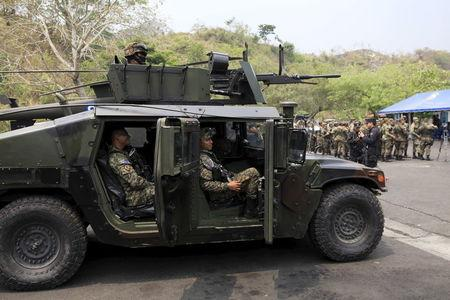 El Salvador rules out talks with gangs as crackdown fuels fears of more bloodshed