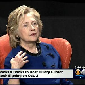 Hillary Rodham Clinton To Visit South Florida For Book Signing