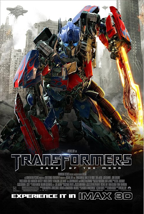 Transformers Dark of the Moon 2011 Paramount Pictures