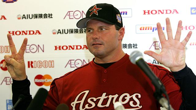 Jose Canseco on Roger Clemens