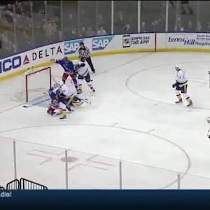 Dominic Moore Goal on Pekka Rinne (05:51/3rd)