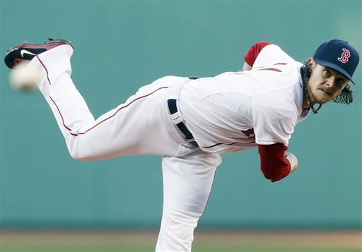 Hot-hitting Ortiz leads Red Sox over Astros 7-2