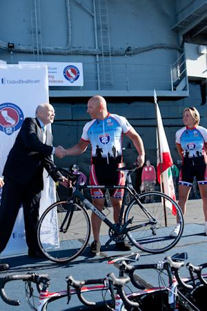 Bikes 4 Vets Project Delivers Replacement Bikes