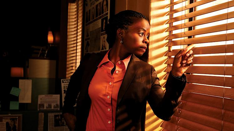 "Erica Tazel as Rachel Dupree in ""Justified."""