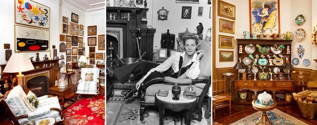 Lauren Bacall's private world revealed in auction