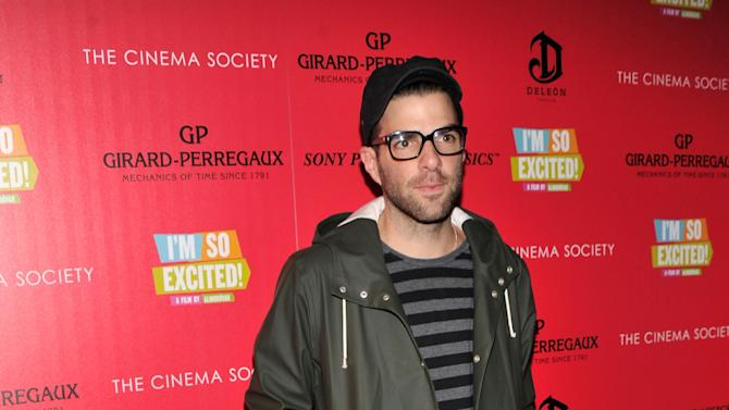 """Girard-Perregaux And The Cinema Society With DeLeon Host a Screening Of Sony Pictures Classics' """"I'm So Excited"""" - Arrivals"""