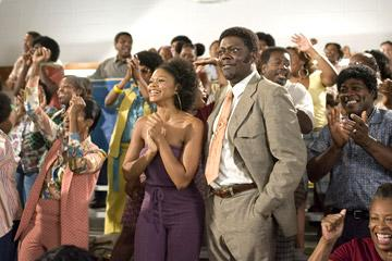 Kimberly Elise and Bernie Mac in Lionsgate Films' Pride
