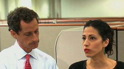 "Weiner: ""I'm Responsible for This Behavior"""
