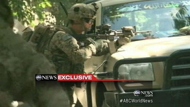 Taliban Ambush Afghan Forces: Caught on Tape
