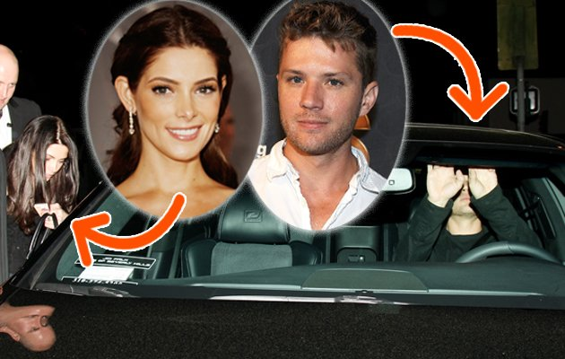 Ashley Greene und Ryan Phillippe sollen ein Paar sein