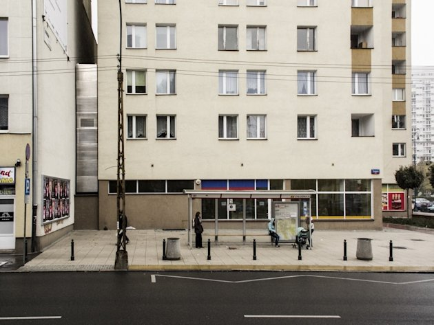World's thinnest house Keret alley
