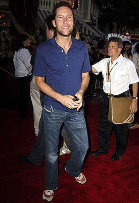 Michael Rosenbaum at the Disneyland premiere of Walt Disney Pictures' Pirates of the Caribbean: Dead Man's Chest