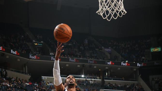 Conley, Miller lead Grizzlies past Knicks, 98-93