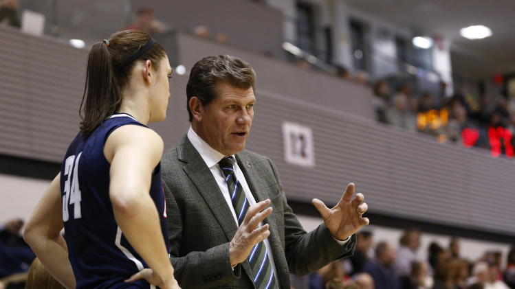 NCAA Womens Basketball: Connecticut at Providence