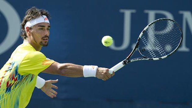 2012 US Open Fognini