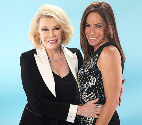 """Melissa Rivers on Joan Rivers' Last Days: """"I Made Sure She Looked Her Best"""""""