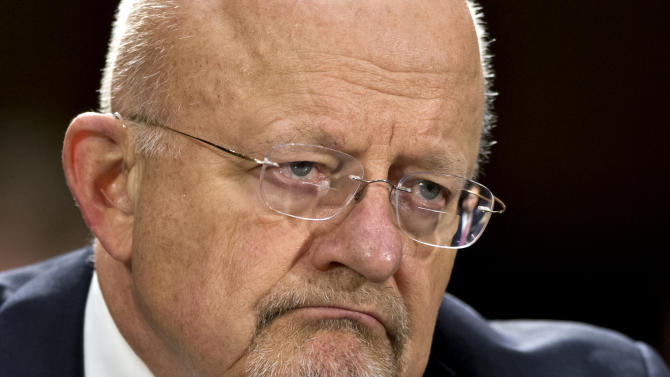 Clapper apologizes for 'erroneous' answer on NSA