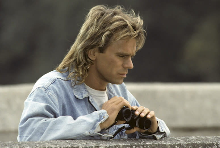 Why Does MacGyver Have to Be a Man?