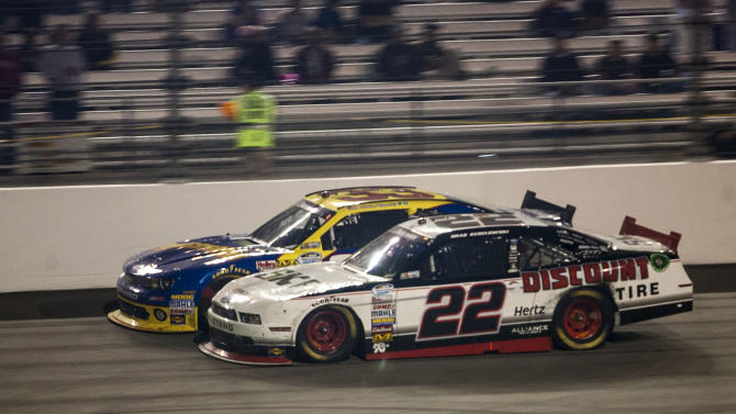 NASCAR Nationwide Series: ToyotaCare 250