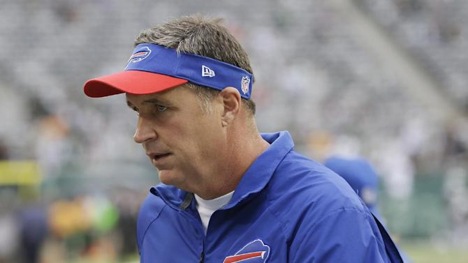 Bills' injuries and frustrations starting to mount