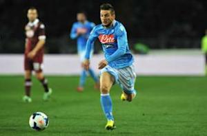 Dries Mertens progress delights Benitez