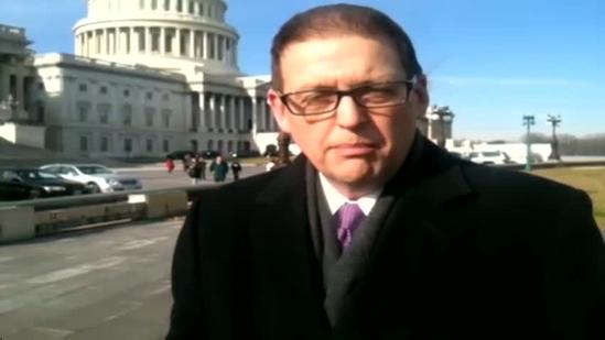 Tonight at 6: 12 News' Kent Wainscott talks to Paul Ryan about fiscal cliff