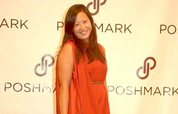 Tracy Sun, Poshmark co-founder and VP of Merchandising