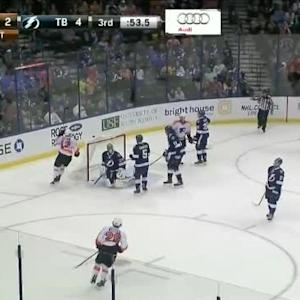 Flyers at Lightning / Game Highlights