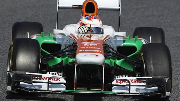 Formula 1 - Double points finish key for Force India
