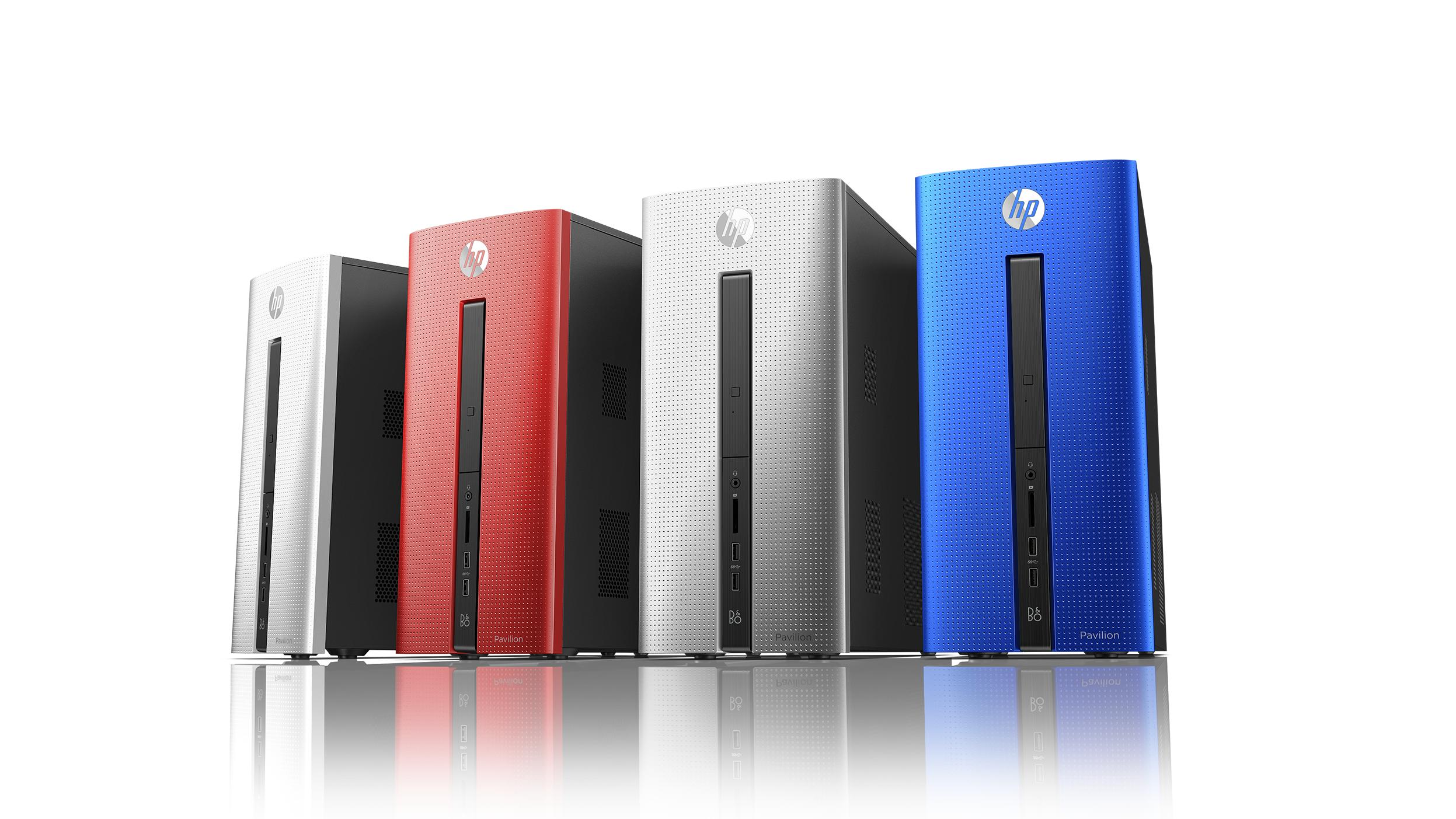 HP revamps PCs: Is it really year of the desktop?