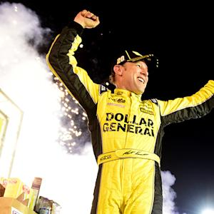 Kenseth ends the drought in Victory Lane