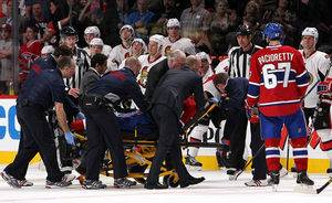 Gryba hit, Brown miss a case study on reckless play