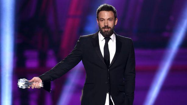 Ben Affleck Gets to 'Thank the Academy' ... at the Critics' Choice Awards