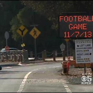 Palo Alto Warns Of Congestion Ahead Of Stanford / Oregon Game