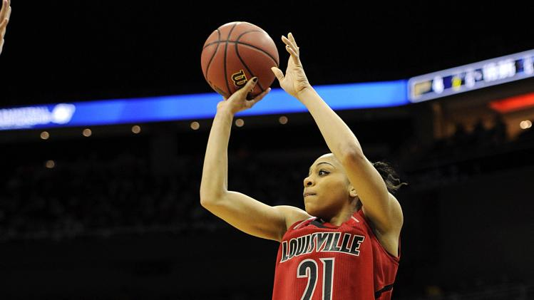 NCAA Womens Basketball: NCAA Tournament-Purdue vs Louisville