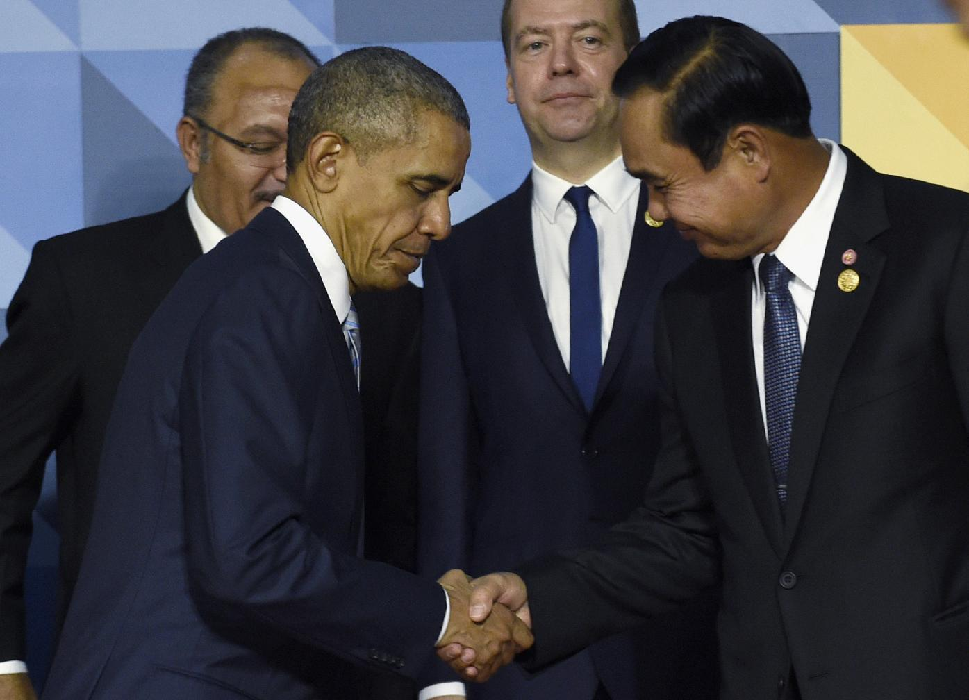 Things to know about Obama's summit with SE Asian leaders