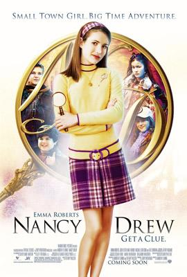 Emma Roberts stars in Warner Bros. Pictures' Nancy Drew