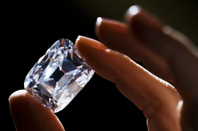 13.5 Million British Pounds Archduke Joseph Diamond