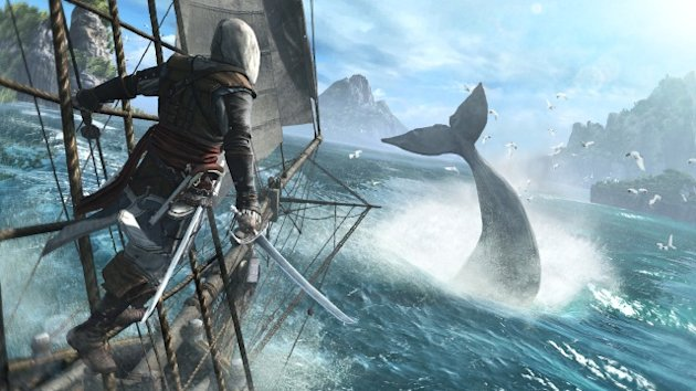 Assassin's Creed IV: Black Flag (Credit: Ubisoft)